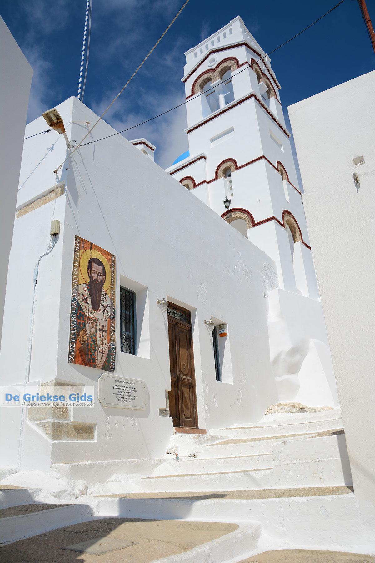 foto Tholaria Amorgos - Eiland Amorgos - Cycladen Griekenland foto 280
