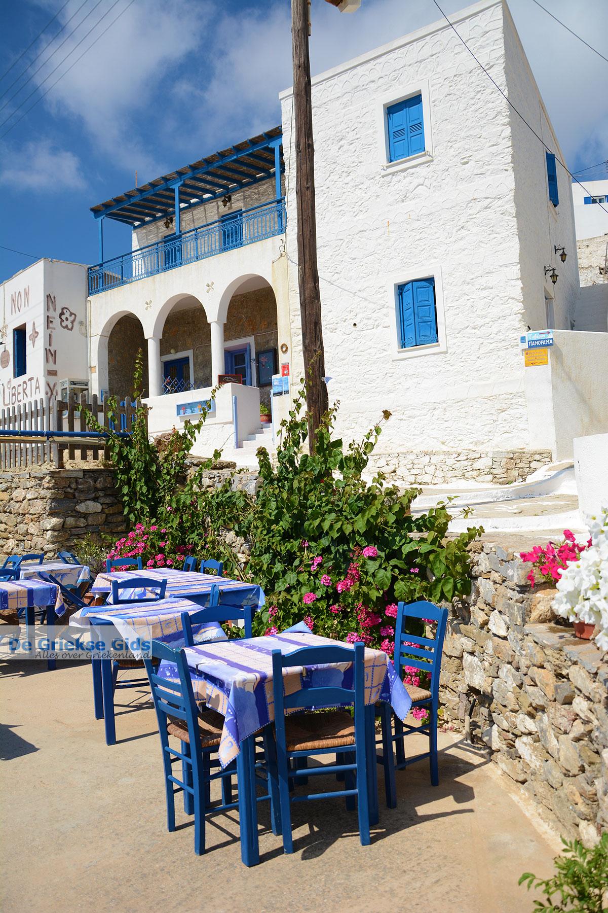 foto Tholaria Amorgos - Eiland Amorgos - Cycladen Griekenland foto 295