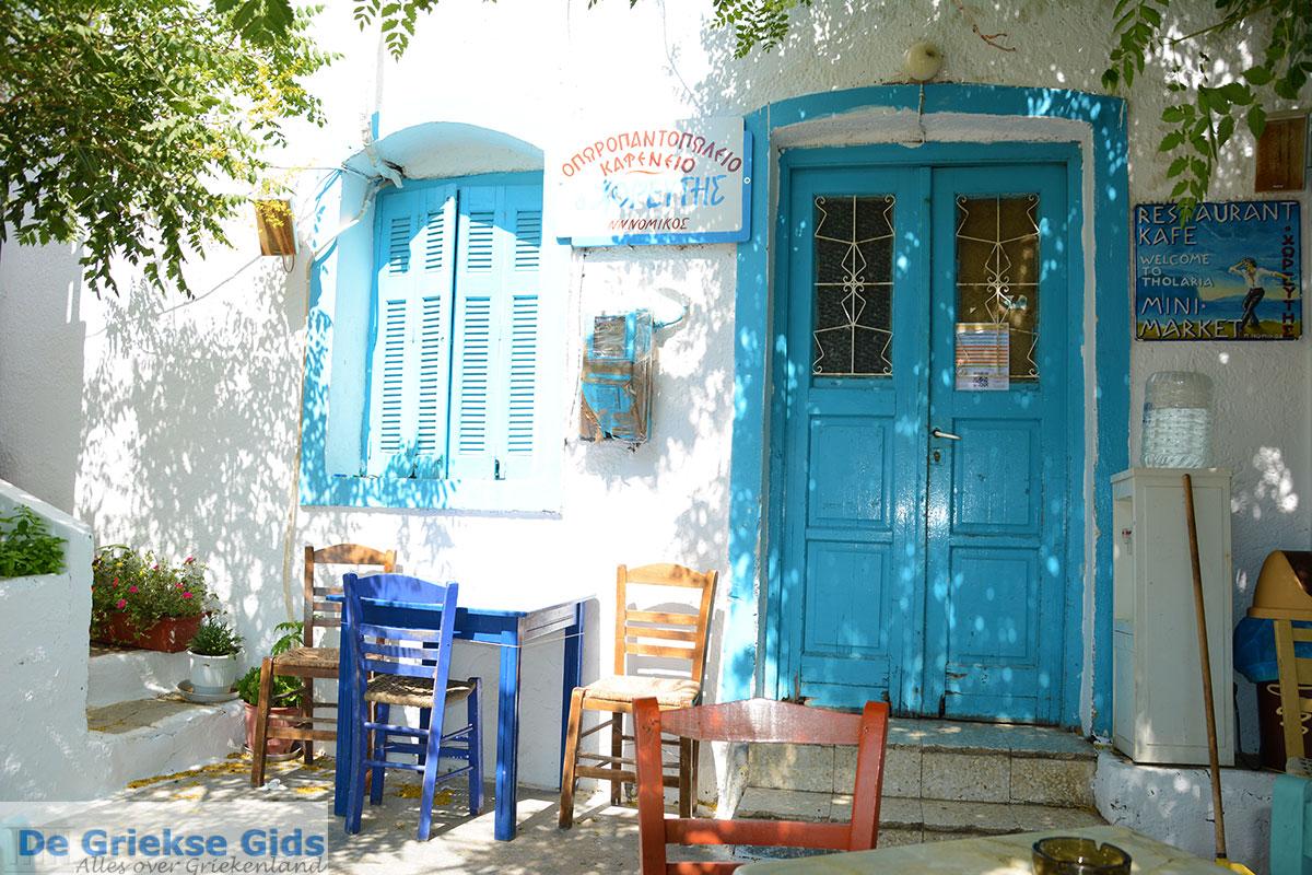 foto Tholaria Amorgos - Eiland Amorgos - Cycladen Griekenland foto 299
