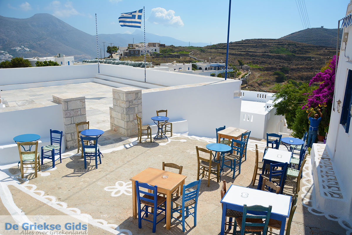 foto Tholaria Amorgos - Eiland Amorgos - Cycladen Griekenland foto 300