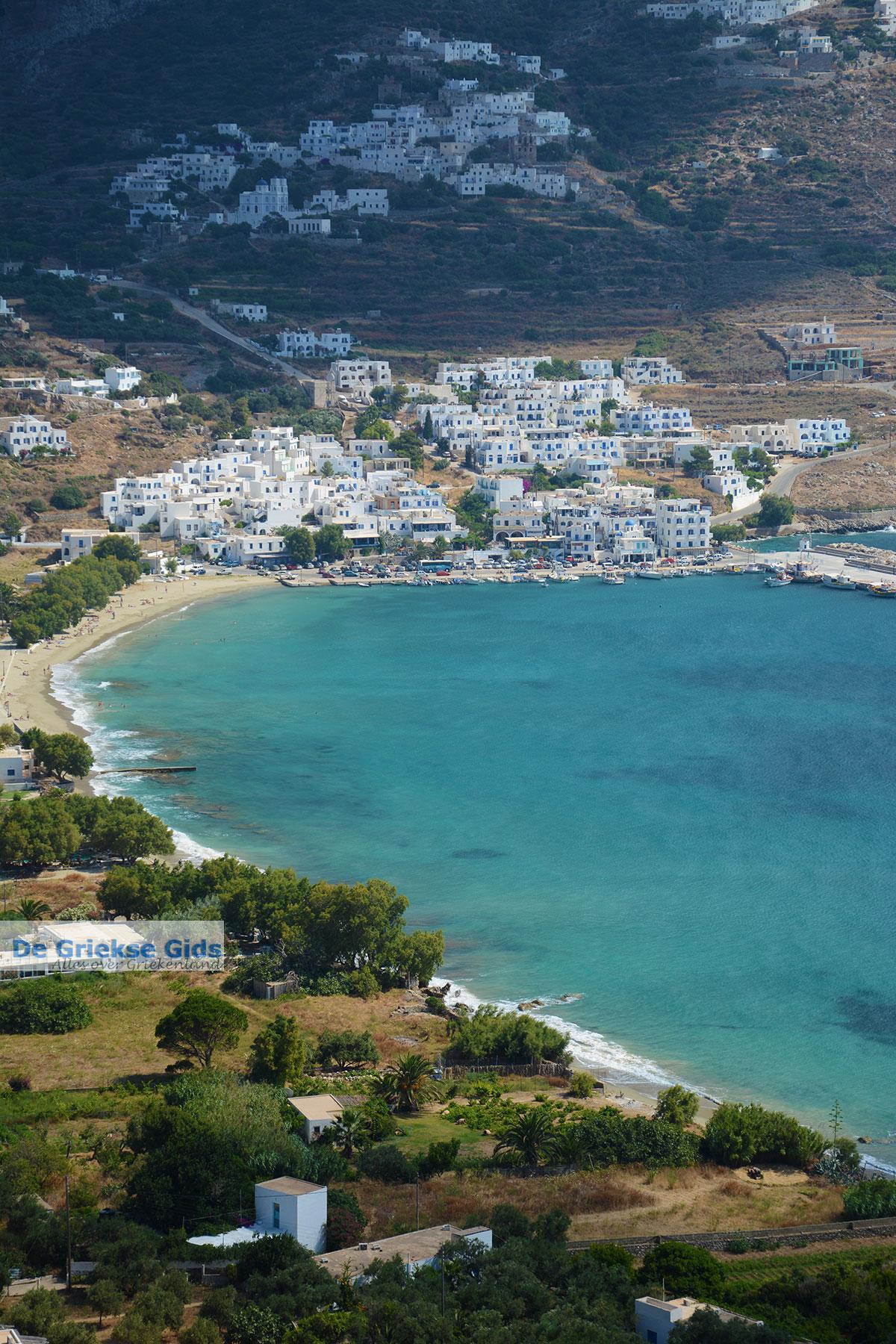 foto Aigiali Amorgos - Eiland Amorgos - Cycladen  foto 316