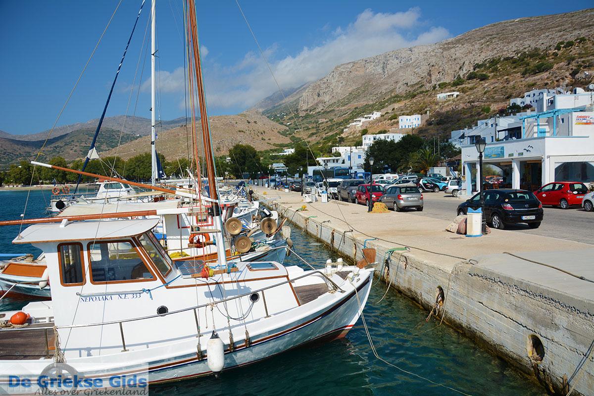 foto Aigiali Amorgos - Eiland Amorgos - Cycladen Griekenland foto 367
