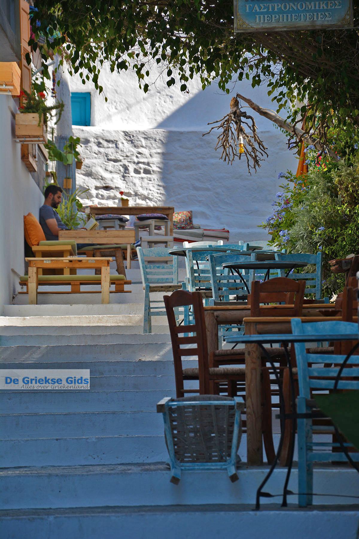 foto Aigiali Amorgos - Eiland Amorgos - Cycladen Griekenland foto 372