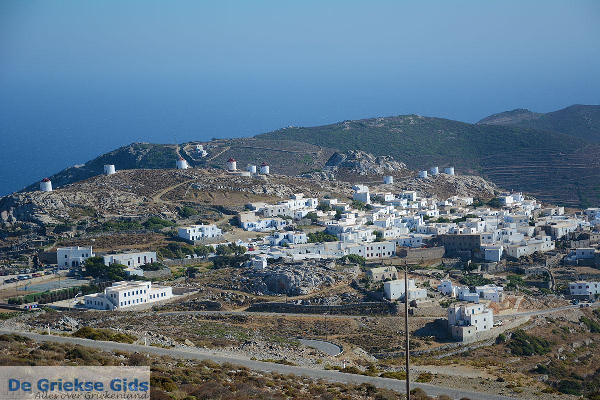 foto Amorgos stad (Chora) - Eiland Amorgos - Cycladen foto 387
