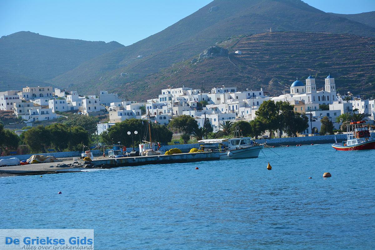 foto Katapola Amorgos - Eiland Amorgos - Cycladen Griekenland foto 399