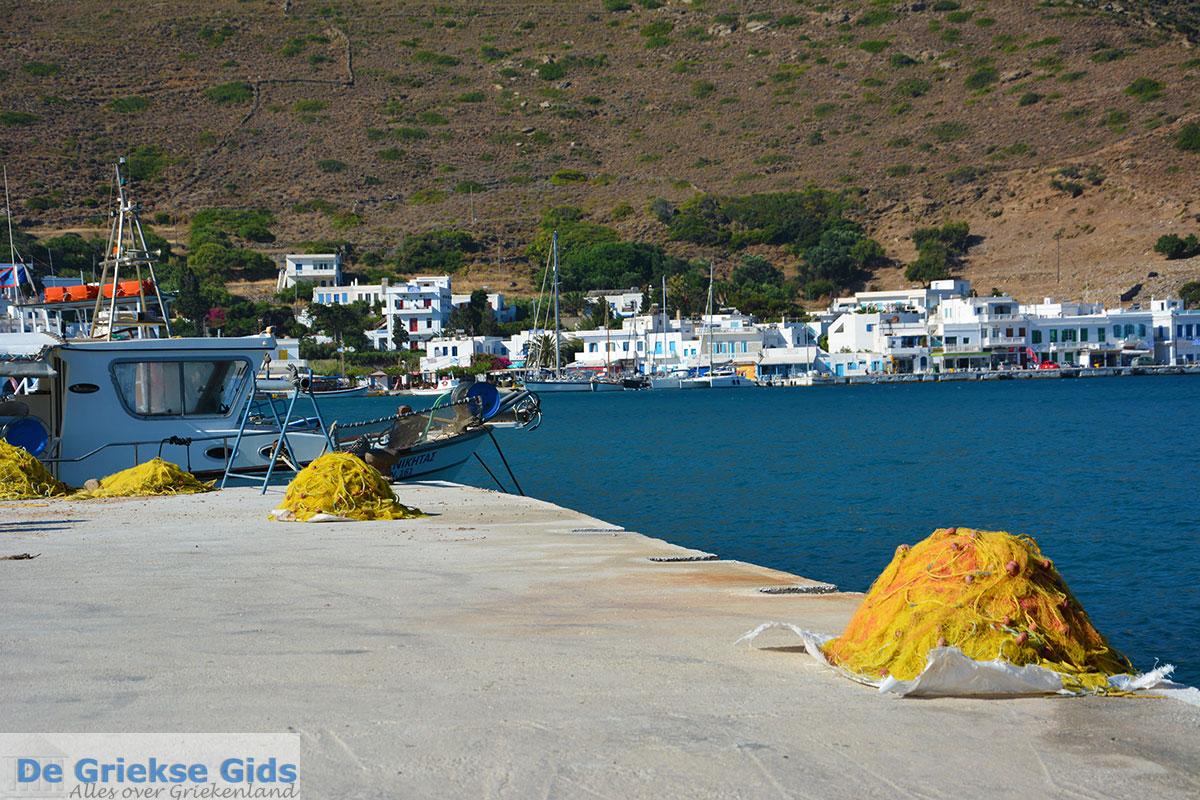 foto Katapola Amorgos - Eiland Amorgos - Cycladen Griekenland foto 407