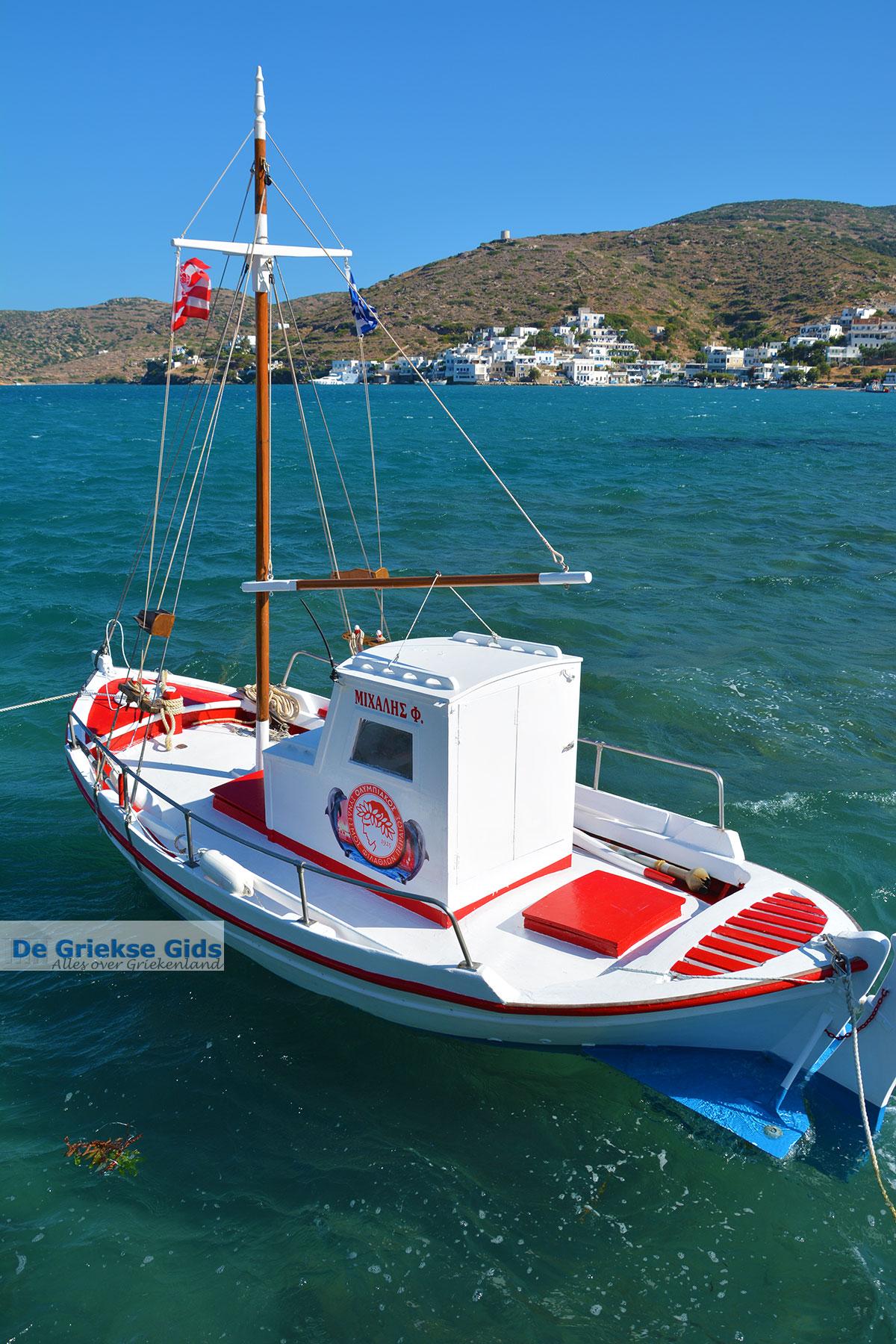 foto Katapola Amorgos - Eiland Amorgos - Cycladen foto 424