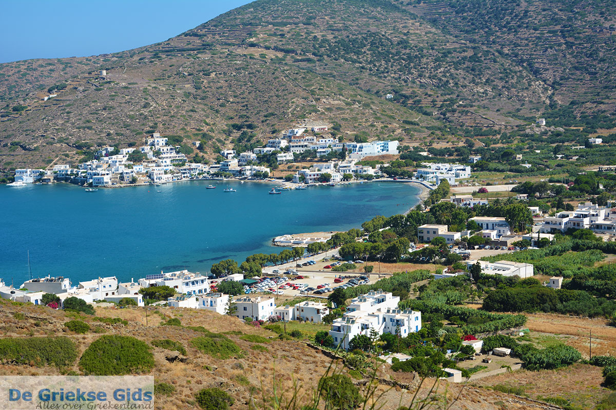 foto Katapola Amorgos - Eiland Amorgos - Cycladen foto 431