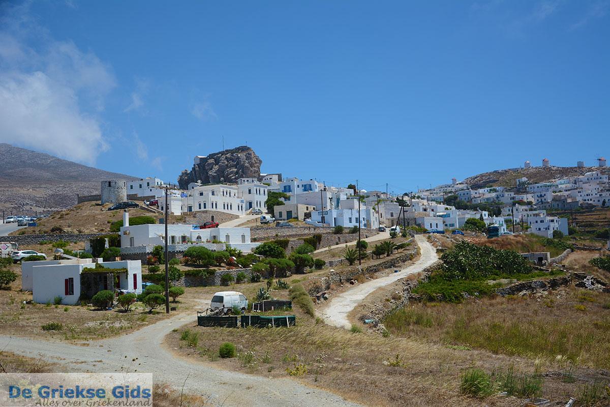 foto Amorgos stad (Chora) - Eiland Amorgos - Cycladen foto 455