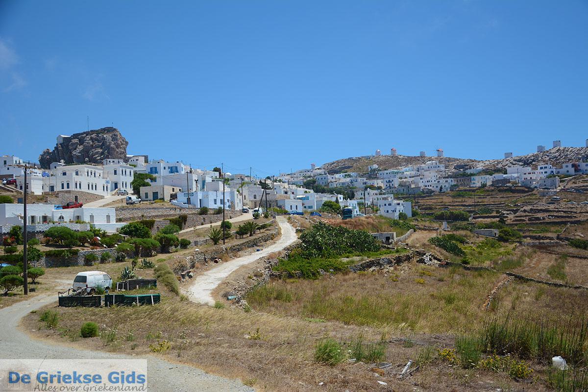 foto Amorgos stad (Chora) - Eiland Amorgos - Cycladen foto 456