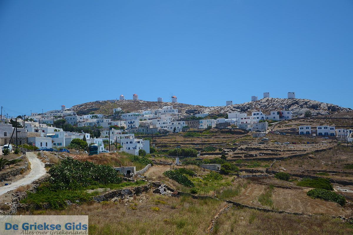 foto Amorgos stad (Chora) - Eiland Amorgos - Cycladen foto 457