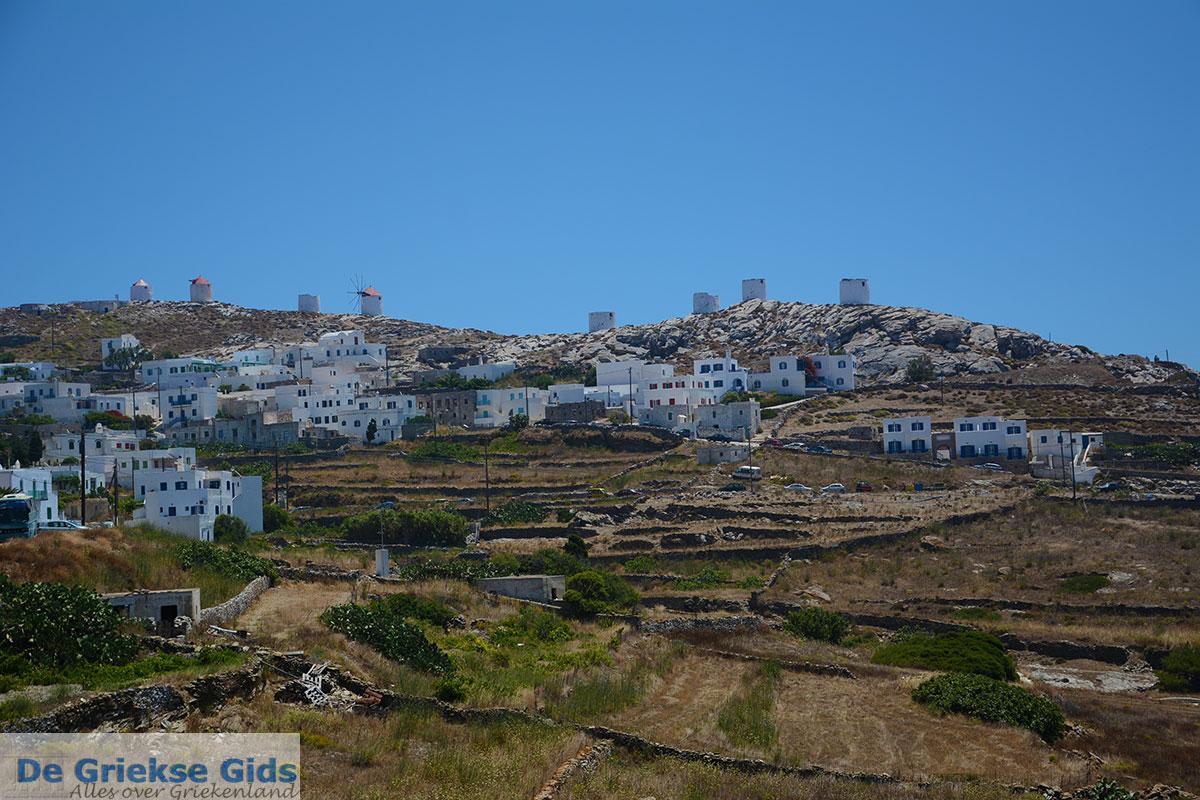 foto Amorgos stad (Chora) - Eiland Amorgos - Cycladen foto 458