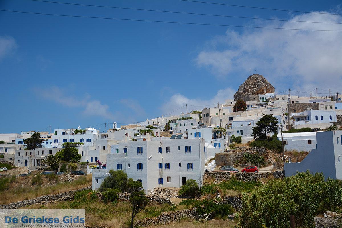 foto Amorgos stad (Chora) - Eiland Amorgos - Cycladen foto 463