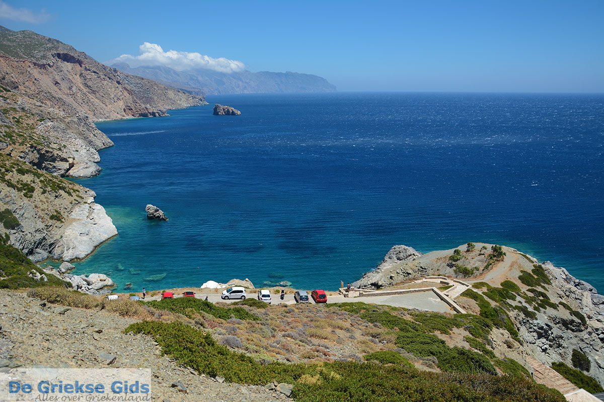 foto Aghia Anna Amorgos - Eiland Amorgos - Cycladen foto 479