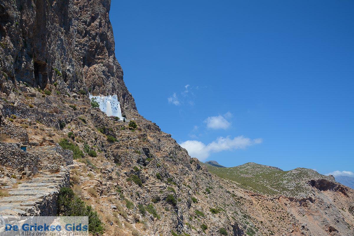 foto Chozoviotissa Amorgos - Eiland Amorgos - Cycladen foto 495