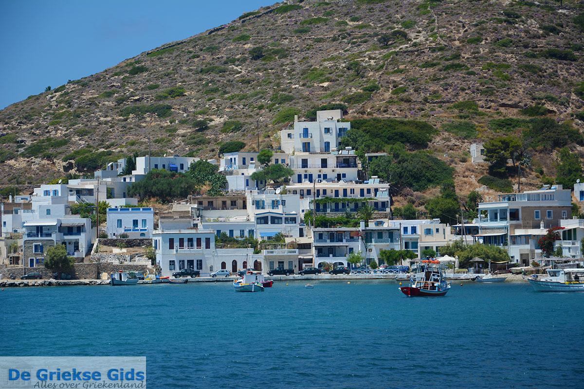 foto Katapola Amorgos - Eiland Amorgos - Cycladen foto 512