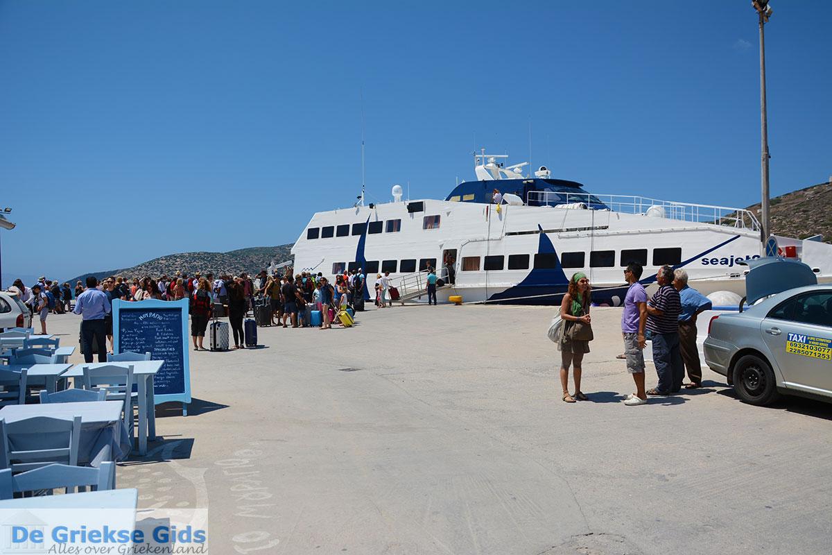 foto Katapola Amorgos - Eiland Amorgos - Cycladen foto 525