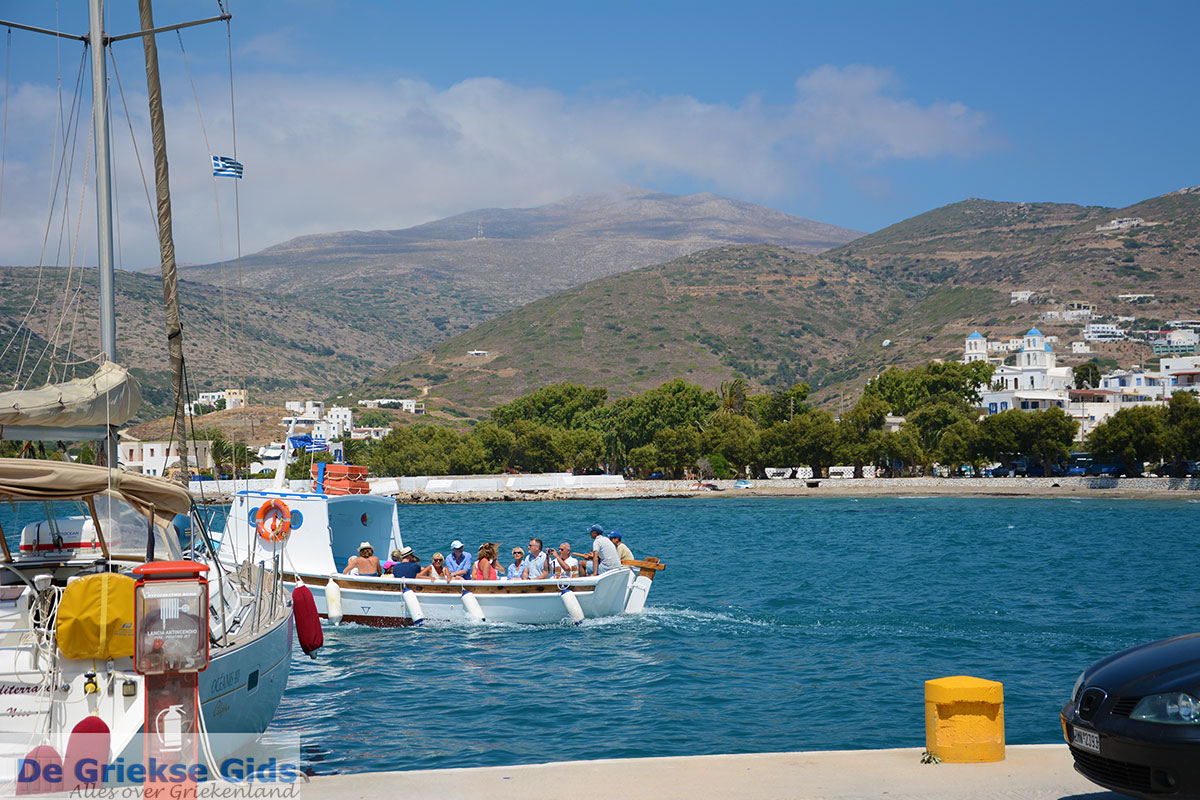 foto Katapola Amorgos - Eiland Amorgos - Cycladen foto 542