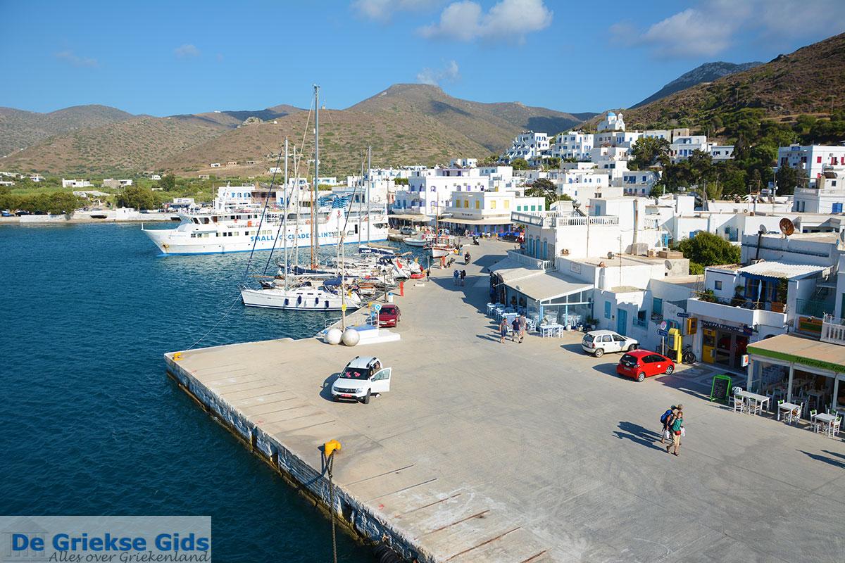 foto Katapola Amorgos - Eiland Amorgos - Cycladen foto 559