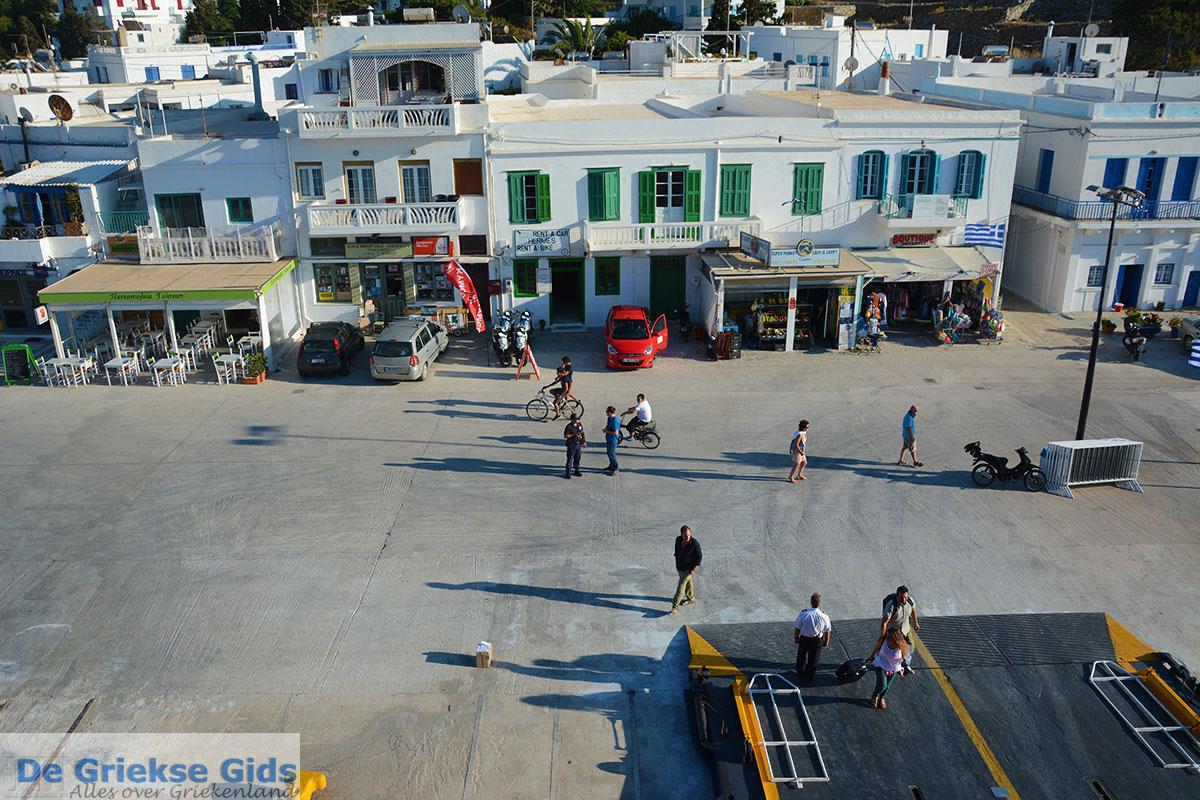 foto Katapola Amorgos - Eiland Amorgos - Cycladen foto 572