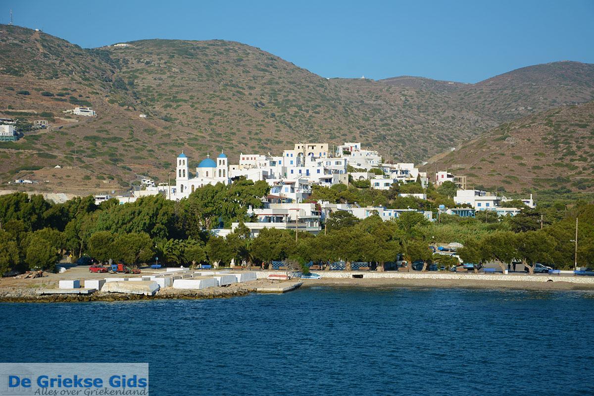 foto Katapola Amorgos - Eiland Amorgos - Cycladen foto 577