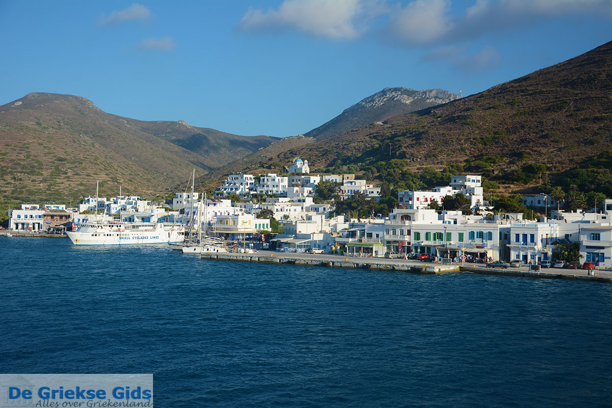 foto Katapola Amorgos - Eiland Amorgos - Cycladen foto 588