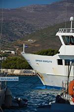 Katapola Amorgos - Eiland Amorgos - Cycladen Griekenland foto 21 - Foto van De Griekse Gids