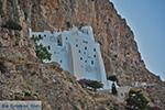 Chozoviotissa klooster - Eiland Amorgos - Cycladen foto 57 - Foto van De Griekse Gids