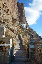 Chozoviotissa Amorgos - Eiland Amorgos - Cycladen foto 70