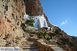 Chozoviotissa Amorgos - Eiland Amorgos - Cycladen foto 77 - Foto van De Griekse Gids
