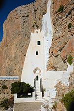 Chozoviotissa Amorgos - Eiland Amorgos - Cycladen foto 84 - Foto van De Griekse Gids