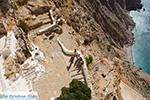 Chozoviotissa Amorgos - Eiland Amorgos - Cycladen foto 101 - Foto van De Griekse Gids