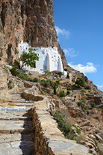 Chozoviotissa Amorgos - Eiland Amorgos - Cycladen foto 116 - Foto van De Griekse Gids
