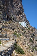Chozoviotissa Amorgos - Eiland Amorgos - Cycladen foto 498 - Foto van De Griekse Gids