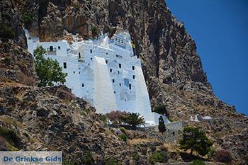 Chozoviotissa Amorgos - Eiland Amorgos - Cycladen foto 503 - Foto van De Griekse Gids