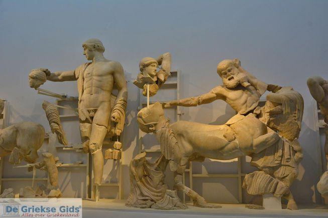 Olympia museum Griekenland