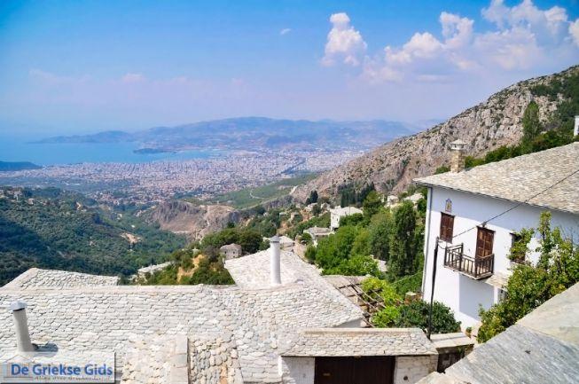 Makrinitsa, het balkon van Pilion