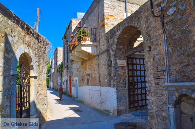 Pittoresk Mesta op Chios