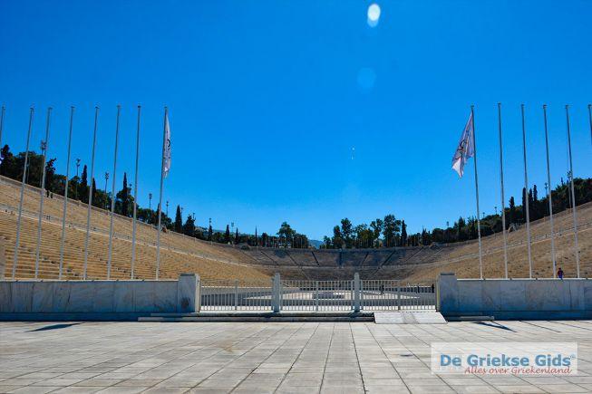 Olympisch stadion - Panathinaiko Athene
