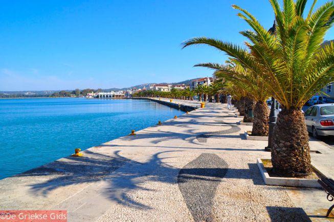 Argostoli Kefalonia boulevard