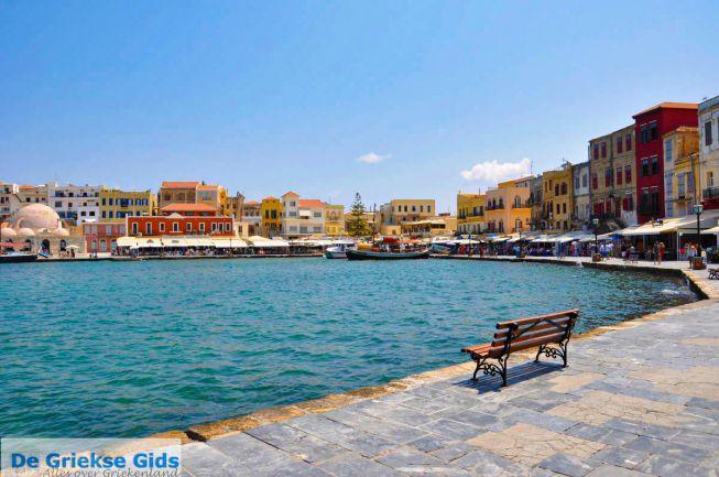 Chania Stad Kreta