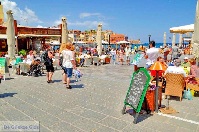 Chania-stad Kreta