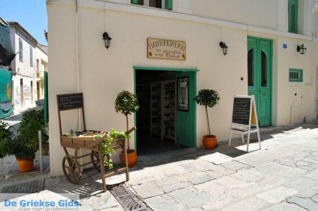 Winkeltje in Griekenland
