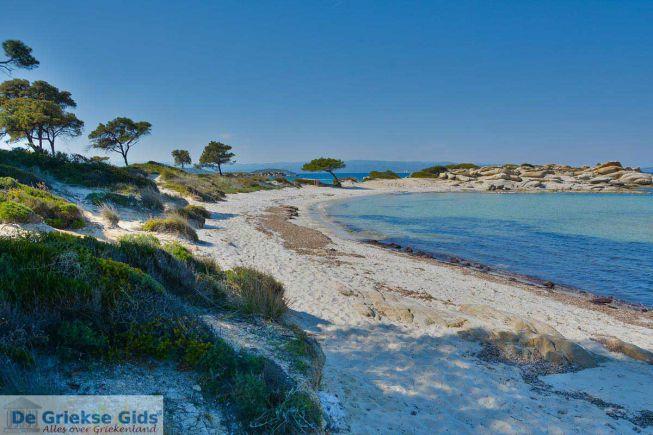 Chalkidiki, prachtige stranden