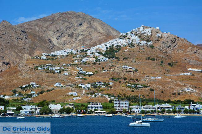 Serifos vakantie Griekenland