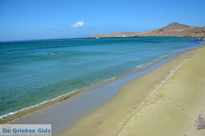 Strand Kionia Tinos