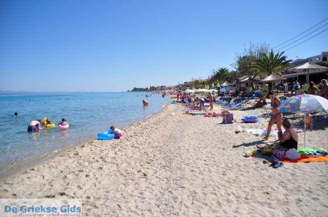 Strand van Polychrono in Chalkidiki