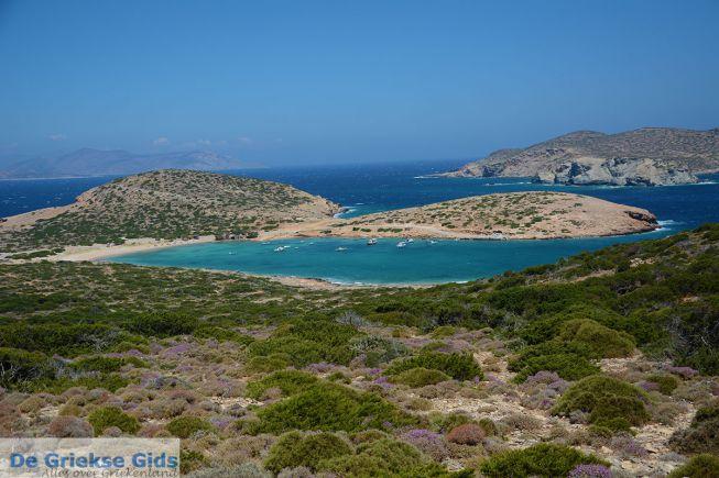 Kalotaritissa beach Amorgos