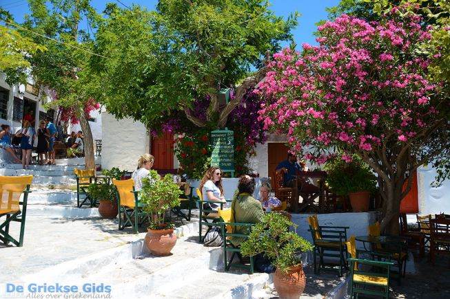 Chora Amorgos - Amorgos stad