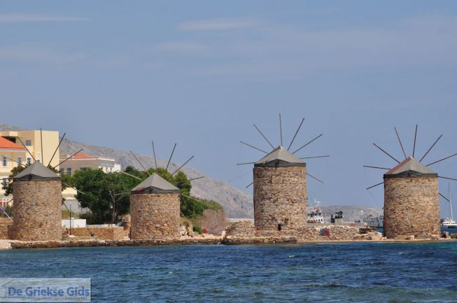 Chios-stad